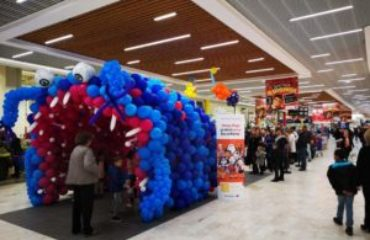 Animation carrefour quimper